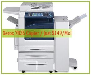 Xerox 7835 Copier