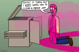 paper-jam